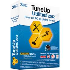 TuneUp Utilities 2012 boite