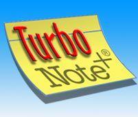 TurboNote logo