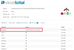 Turla-Linux-detection-virustotal