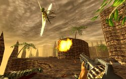 Turok Dinosaur Hunter remaster