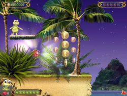 Turtle Odyssey 2 screen 2