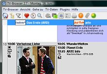 TV-Browser screen1