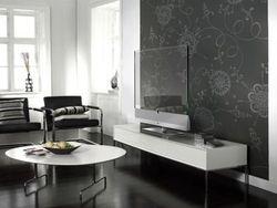 TV transparente