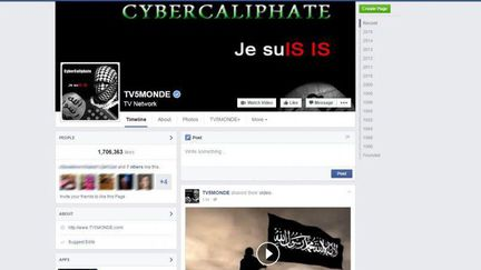 TV5Monde piratage cybercaliphate