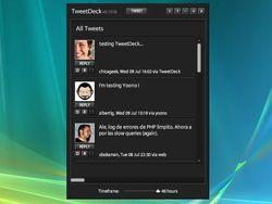 TweetDeck screen2