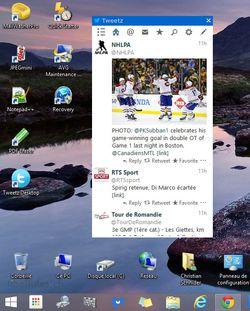 TweetZ Desktop screen1