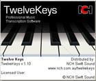 TwelveKeys Music : recréer les partitions des musiques en un clin d'oeil