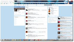 Twittalert screen
