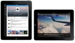 Twitter-iPad