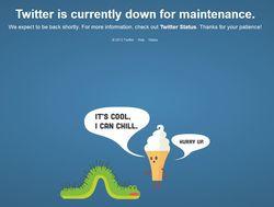 Twitter-maintenance