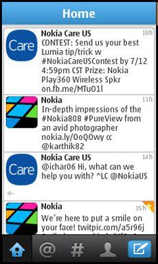 Twitter Nokia Series 40 02
