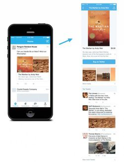 Twitter publicité