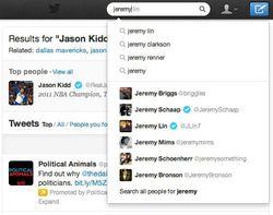 Twitter-recherche-autocompletion