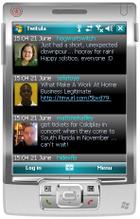 Twitula : client Twitter pour Windows Mobile