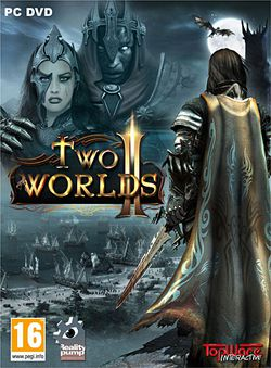 Two Worlds II - Jaquette