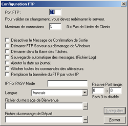 TYPsoft FTP Server screen2