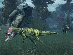 tyrannosaurus rex screen 2