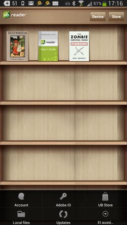 Ub_Reader_Android_app