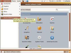 Ubuntu-9-10-Beta-3