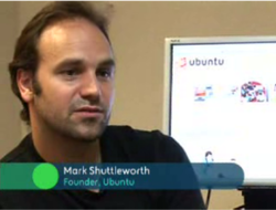 Ubuntu   Mark Shuttleworth   More4 News
