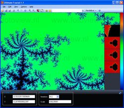 Ultimate Fractal screen2