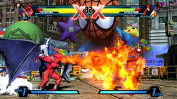 Ultimate Marve Vs Capcom 3 (10)