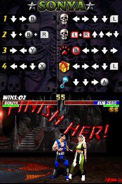 Ultimate Mortal Kombat   26