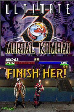Ultimate Mortal Kombat   2