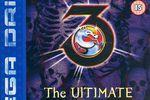 Ultimate Mortal Kombat 3 - jaquette Mega Drive