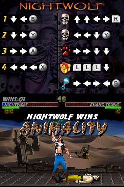 Ultimate Mortal Kombat   6