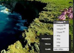 Ultra HD 60 fps