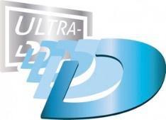 Ultra-D - logo