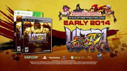 Ultra Street Fighter IV - 1