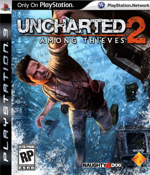 Uncharted 2 - PS3 Uncharted-2_0901F8024F00398691