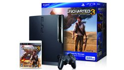 Uncharted 3 bundle PS3