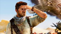 Uncharted 3 Drake's Deception - Image 1