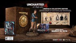 Uncharted 4 Libertalia Edition