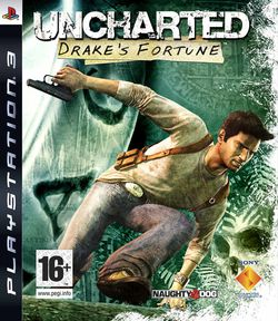 Uncharted Drake\'s fortune