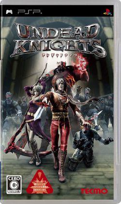 Undead Knights - pochette