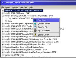Unknown Device Identifier screen1