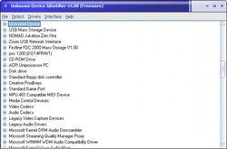Unknown Device Identifier screen2