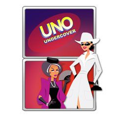 UNO - Undercover Deluxe logo 2