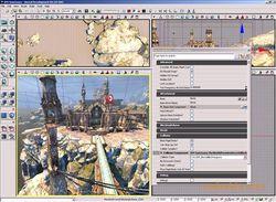 Unreal Development Kit screen1