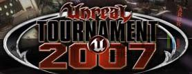 Unreal tournament 2007 logo