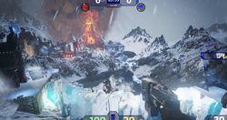 Unreal Tournament - map Elemental