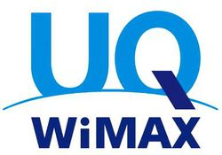 UQ WiiMAX logo