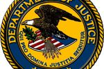 USA blason ministère justice