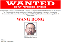 USA-FBI-Chine-officiers-hackers-Wang-Dong