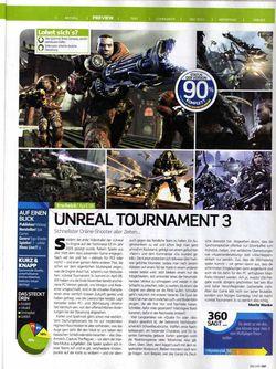 UT3 sur Xbox 360
