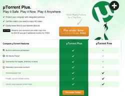 uTorrent-plus